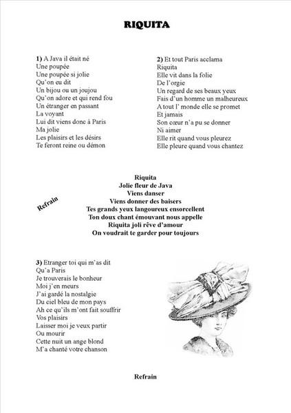 Riquita Jolie Fleur De Java Idee D Image De Fleur